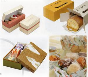 各種和洋菓子函
