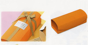 アーチボックスオレンジ