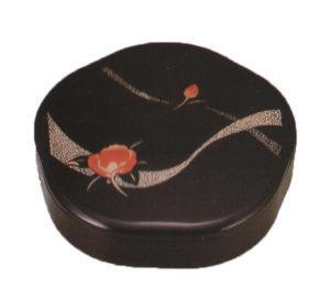 梅型オードブル 紅椿 黒