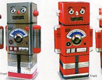 シルバークレーンロボット化粧缶