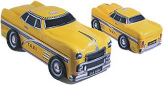 シルバークレーンイエロータクシー化粧缶