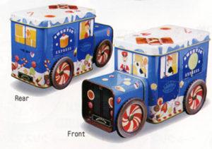 シルバークレーンスウィートデリバリーバン 化粧缶